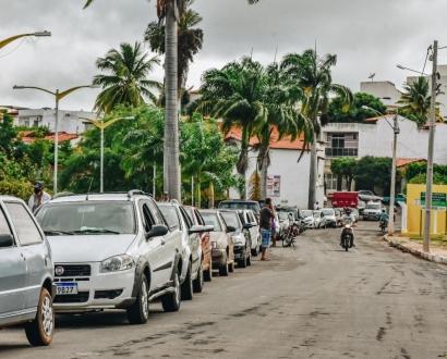SEGUNDO DRIVE THRU VACINAÇÃO COVID